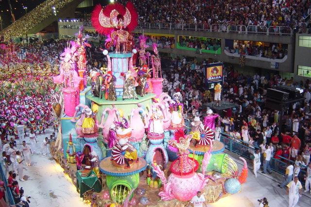 карнавал бразилия 2012