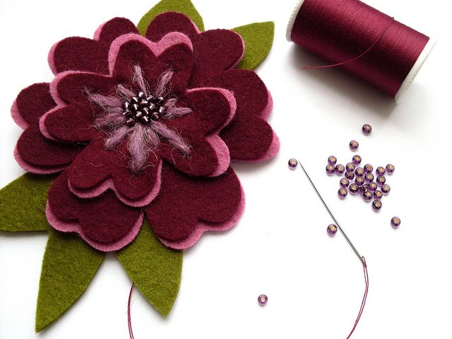 felt flower hairband G (640x480, 60Kb)