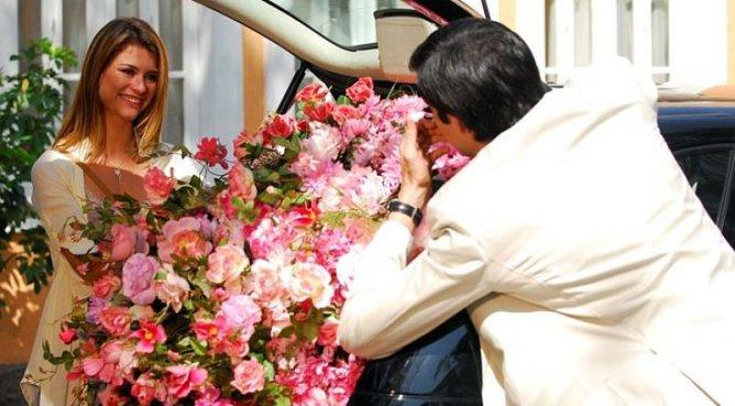 Букеты, просто подари ей цветы