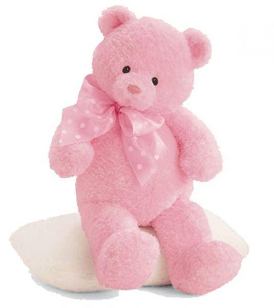 картинки мишки розовые