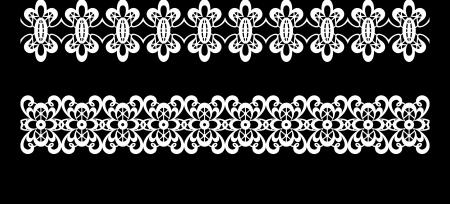 14581214-set-of-seamless-lace-borders-isolated-on-black (450x204, 75Kb)
