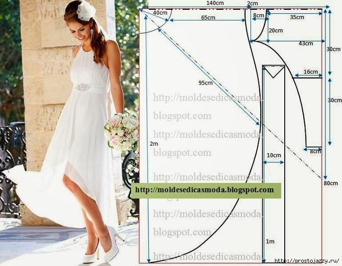 4baa9d53feb Летние платья - выкройки на любой вкус. Обсуждение на LiveInternet -  Российский Сервис Онлайн-Дневников