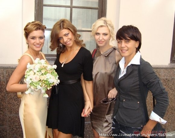 Свадьба Ксении Бородиной: онлайн-репортаж, фото, видео 64