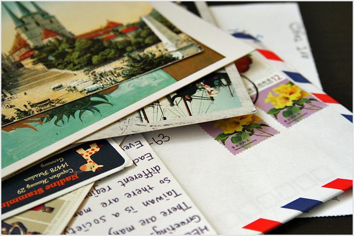 Получение открыток