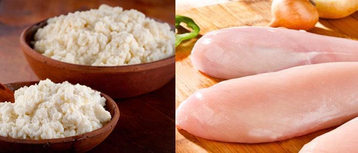 Диета Творог Курица. Популярные и эффективные диеты на твороге