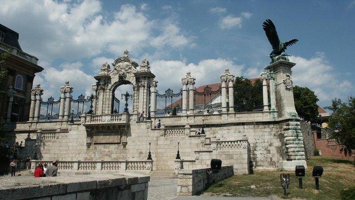 Королевский Дворец - Будапешт 99466