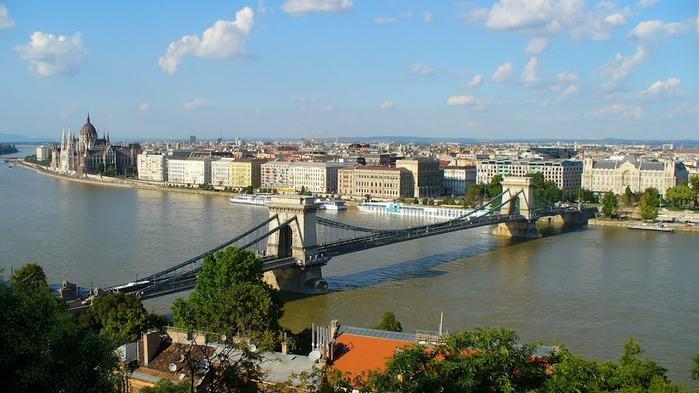 Королевский Дворец - Будапешт 74167