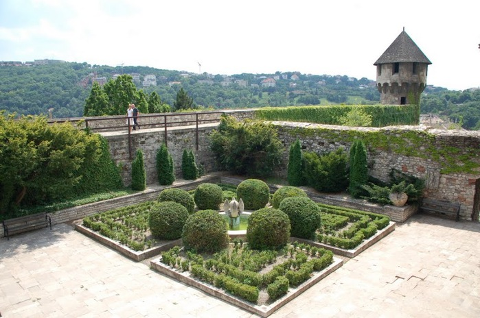 Королевский Дворец - Будапешт 41627