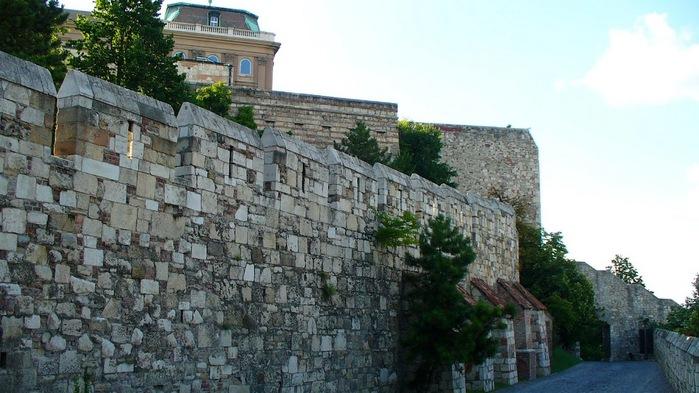Королевский Дворец - Будапешт 44342
