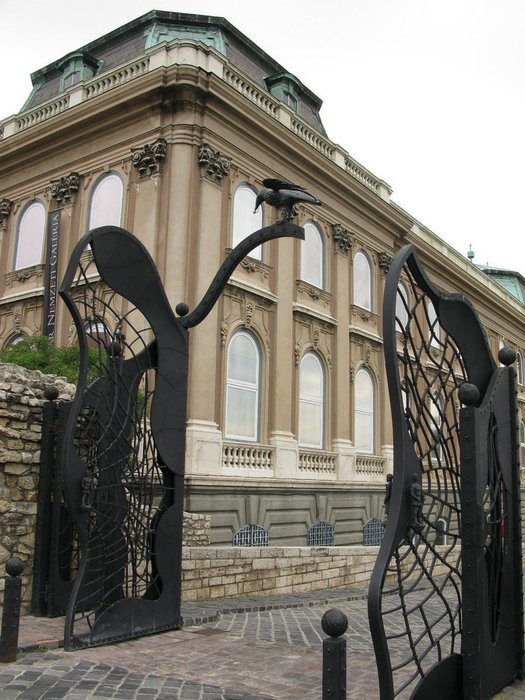 Королевский Дворец - Будапешт 54489