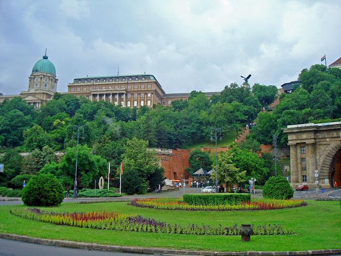 Королевский Дворец - Будапешт 35474