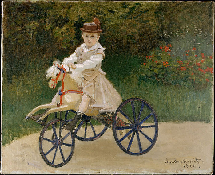 736px-Claude_Monet_-_Jean_Monet_on_his_Hobby_Horse (700x570, 131Kb)