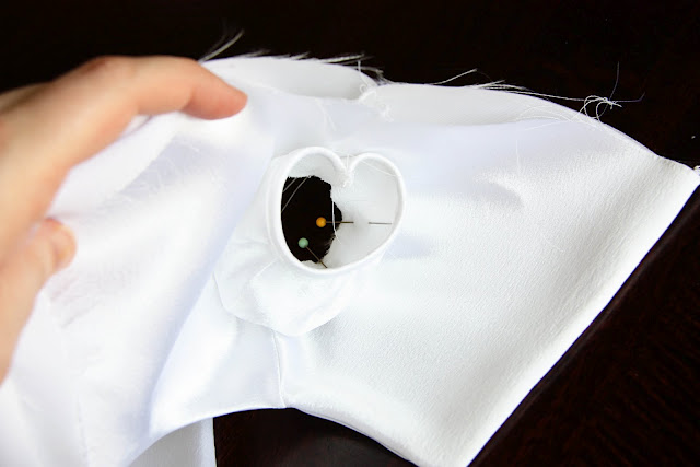Как сшить нарядное платье для девочки.  427 pxРазмер.