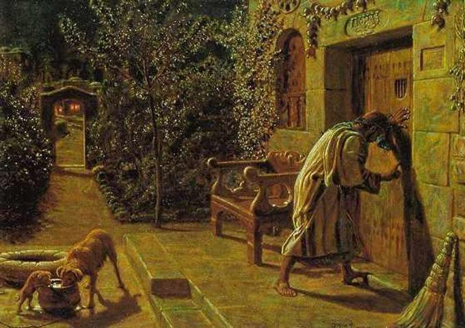 Уильям Холман Хант(William Holman Hunt) 3166706_43638279_The_Importunate_Neighbour (800x560, 225Kb)