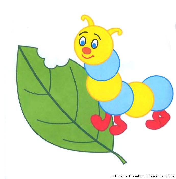 проведен простые картинки для малышей цветные домочадцы