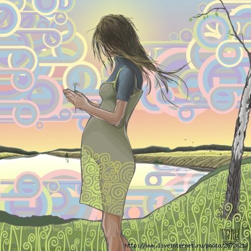 К чему снится девочка маленькая беременной женщине