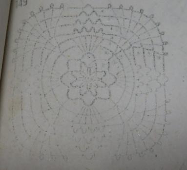 вязание избранное красивый ажурный узор сетка крючком