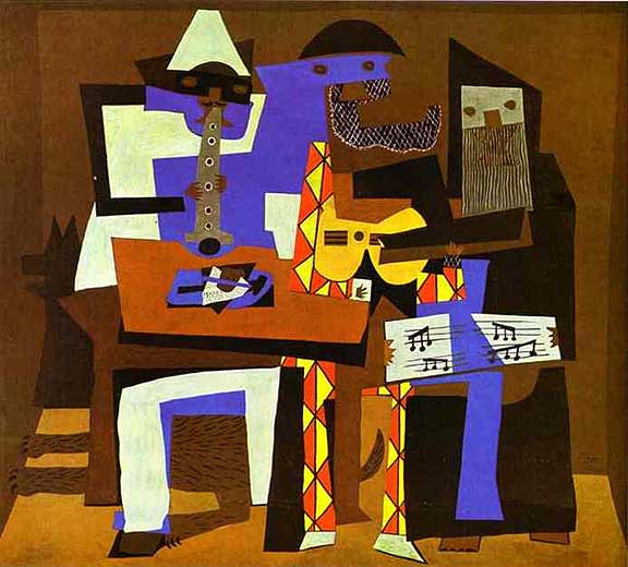 picasso_3musicians (576x520, 54Kb)