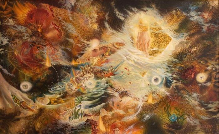 Сюрреалистическая иконопись Олега Королёва 76 (700x429, 125Kb)