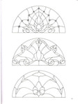 Превью Decorative Doorways Stained Glass - 15 (384x512, 45Kb)