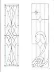 Превью Decorative Doorways Stained Glass - 25 (384x512, 39Kb)
