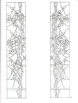 Превью Decorative Doorways Stained Glass - 27 (384x512, 53Kb)