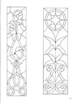 Превью Decorative Doorways Stained Glass - 43 (384x512, 52Kb)