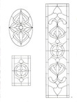 Превью Decorative Doorways Stained Glass - 51 (384x512, 47Kb)