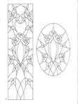Превью Decorative Doorways Stained Glass - 58 (384x512, 52Kb)