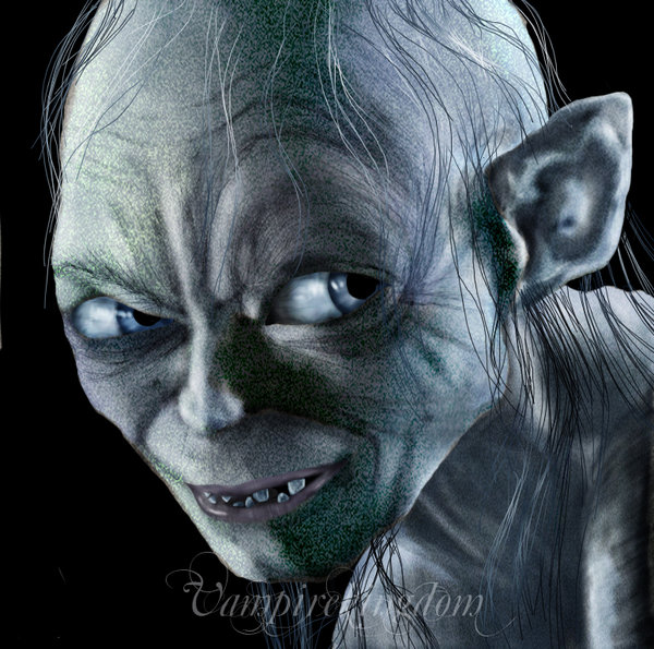 4442645___Gollum___by_vampirekingdom (600x595, 108Kb)