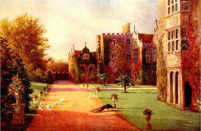 4000579_800pxSouth_Front_Knole_Sevenoaks_painted_by_Charles_Essenhigh_Corke__1902 (700x455, 88Kb)