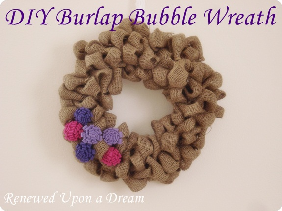 Burlap Bubble Wreath (575x431, 79Kb)