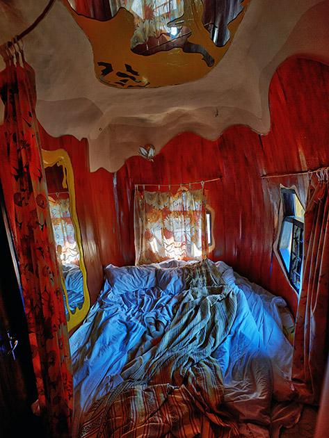 Crazy house - безумный дом во Вьетнаме