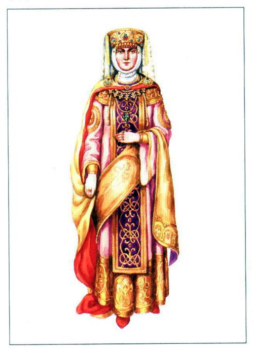 картинки княгини и князя одежда открытки люблю