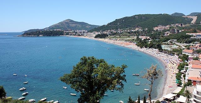 Отдых на море в Черногории!