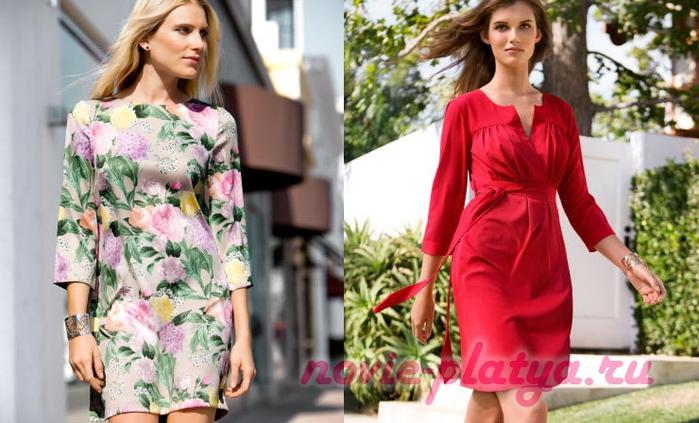 Повседневные платья HM весна 2012Ширина.  740 pxВысота.  448 pxРазмер.