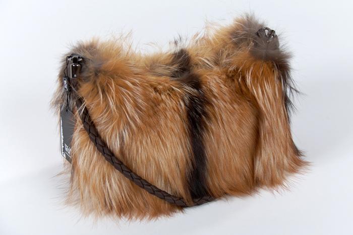 меховая сумка как сшить - Сумки.