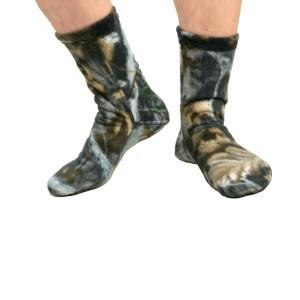 выкройка носков из флиса - Выкройки одежды для детей и взрослых.