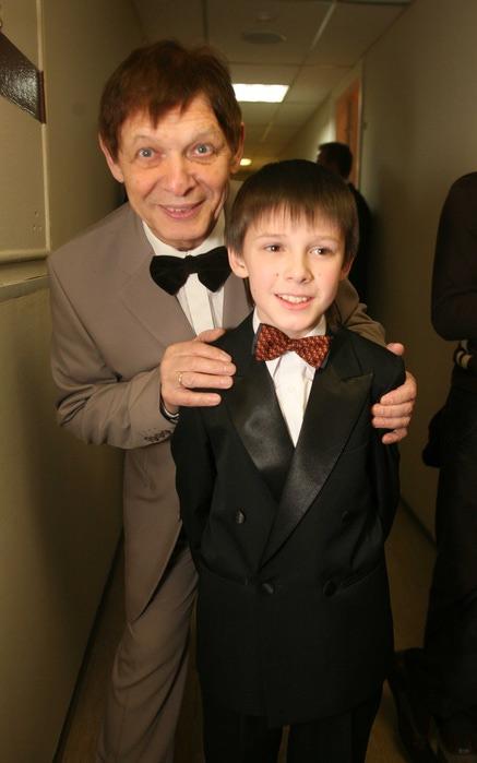 Дмитрий сын хиля его фото