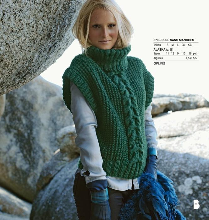красивые жилеты спицами вязание жилета для подростка