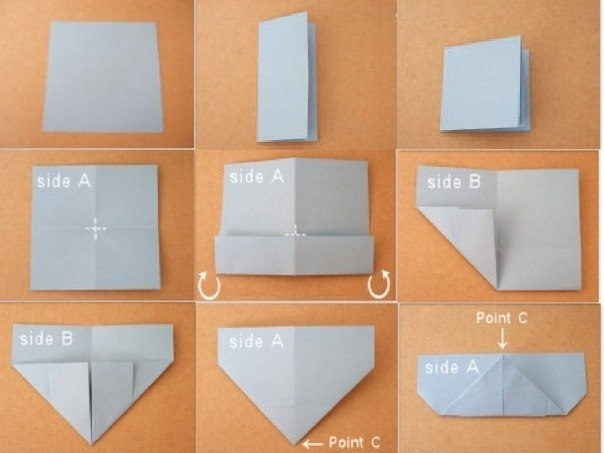 Уголки для журналов из бумаги своими руками