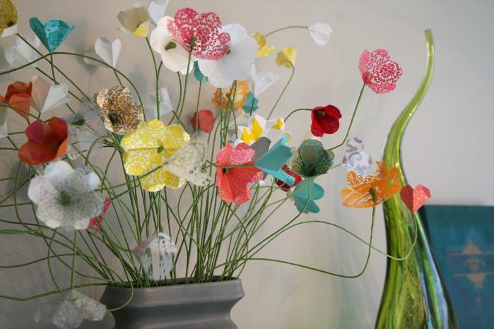 Искусственные цветы своими руками. Советы по изготовлению искусственных цветов в домашних условиях. Ellex.net - Женская точка зр