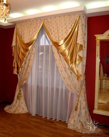 Бесплатные услуги дизайнера по пошиву штор, гардин, ламбрекенов и мног.