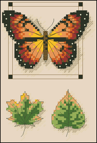 3971977_Dimensions06969_Butterfly_and_leaves (329x483, 137Kb)