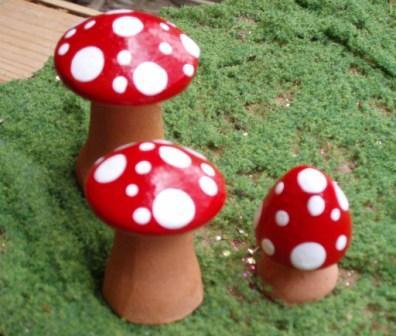 Set 3 Clay Mushrooms Red (396x336, 39Kb)