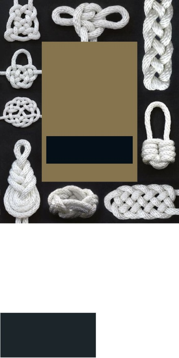 decorative knots book - 349×699