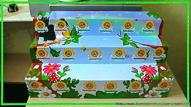 Подставка для лепки в детском саду своими руками фото
