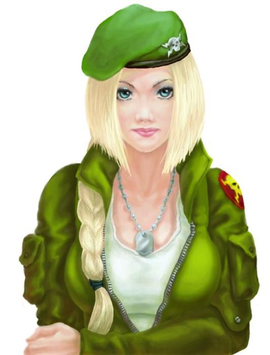 Девушка и солдат рисунки смешные, фото