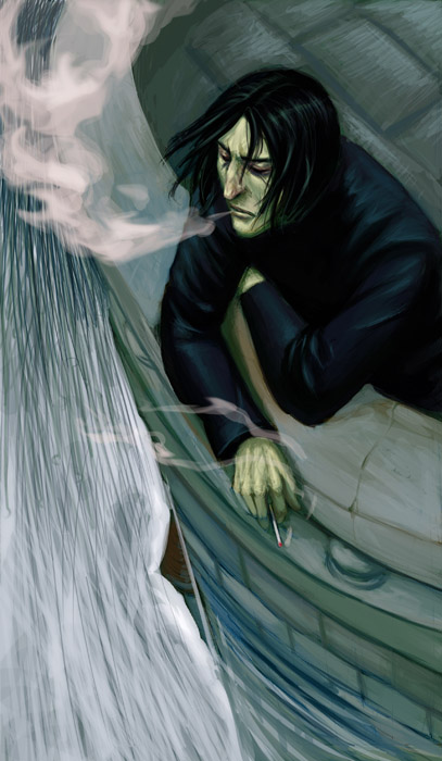 1661266_Snape_smoking_by_Pojypojy (407x700, 106Kb)