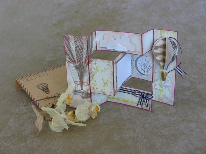 Необычные открытки раскладушки, открытки